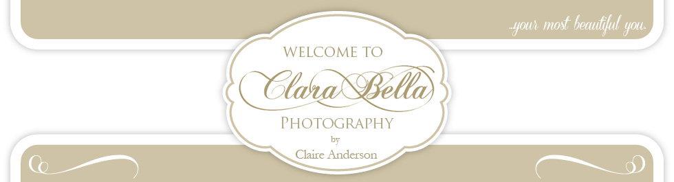 Clara Bella Photography | Dallas Senior Photographer logo